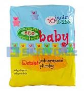 Eco Baby Junior 11-25 kg 10 ks