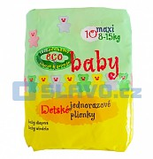 Eco Baby Maxi 8-15 kg 100 ks