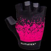 KLIMATEX Mae - černá/fuchsiová