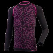 KLIMATEX Klarike - černá/růžová