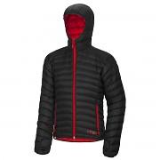 OCÚN Tsunami Jacket men - black/red