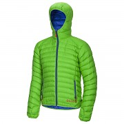 OCÚN Tsunami Jacket men - green/blue