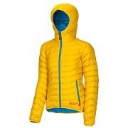 OCÚN Tsunami Jacket women - yellow/blue