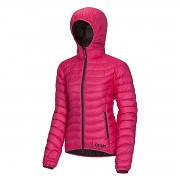 OCÚN Tsunami Jacket women - pink/brown