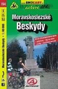 SHOCART Moravskoslezské Beskydy 154 (1:60 000)