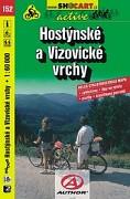 SHOCART Hostýnské a Vizovické vrchy 152 (1:60 000)
