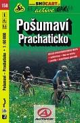 SHOCART Pošumaví, Prachaticko 158 (1:60 000)