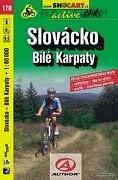 SHOCART Slovácko, Bílé Karpaty 170 (1:60 000)