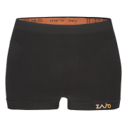 ZAJO Contour M Boxer Shorts Black/Orange