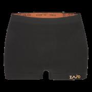 ZAJO Contour M Boxer Shorts Black/Orange - vel. S