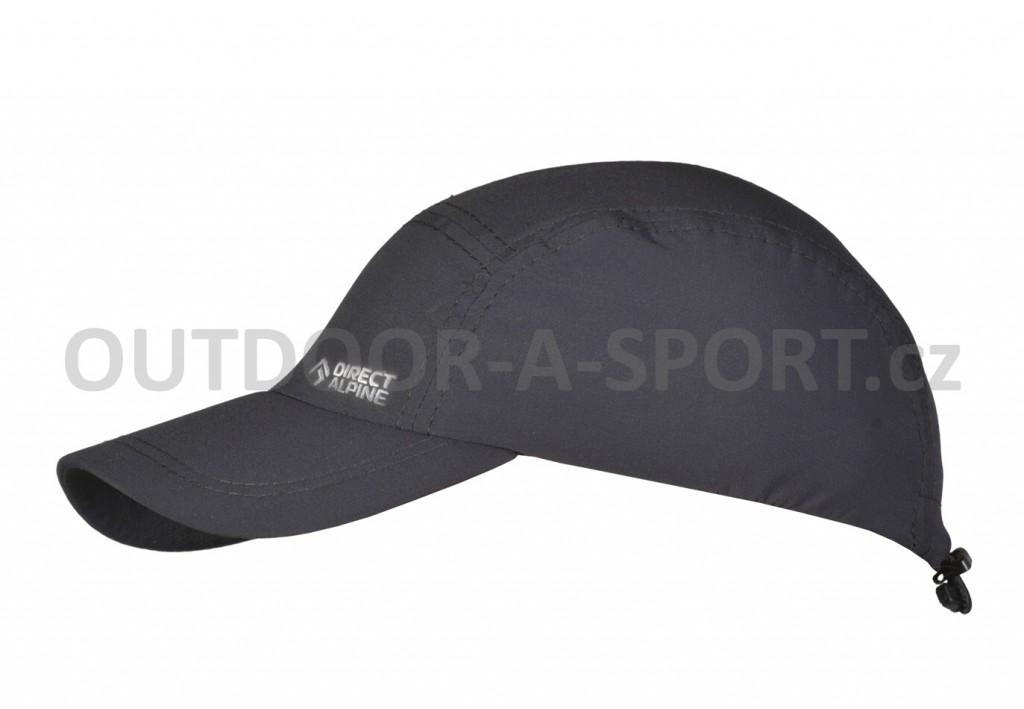 Unisex kšiltovka DIRECT ALPINE Active 1.0 black   Outdoor-a-sport.cz ... 606ae292c3