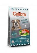 CALIBRA Dog Premium Line Senior & Light 12 kg