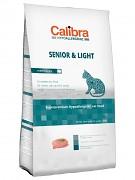 CALIBRA Cat HA Senior & Light Turkey 7 kg + 2 kg balení ZDARMA