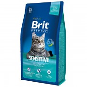 BRIT Premium Cat Sensitive 8 kg