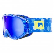 IQ Tignes JR - blue/yellow