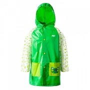 BEJO Cozy Raincoat Kids - classic green - vel. 110-116