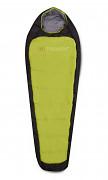 TRIMM Impact -10°C - kiwi green/dark grey - 195 cm - levý zip