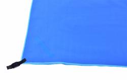 PINGUIN Micro Towel XS - blue