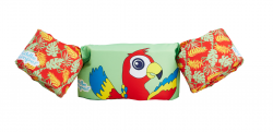 SEVYLOR Puddle Jumper Deluxe - plaváček - papoušek