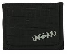 BOLL Tri-Fold Wallet - black/lime