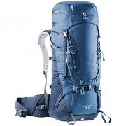 DEUTER Aircontact 45 + 10l - midnight/navy