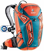 DEUTER Attack 20 - papaya/petrol