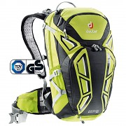 DEUTER Attack Enduro 16 - apple/black