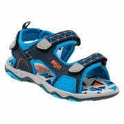 BEJO Alisi JR - navy/lake blue/orange - vel. 34