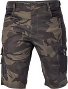 ČERVA CRV Crambe šortky - camouflage - vel. S