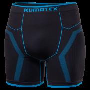 KLIMATEX Marton - černá/modrá