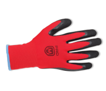 PROMACHER Manos Gloves - black-red