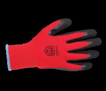 PROMACHER Manos Gloves - black-red - vel. S/7 - balení 1 pár