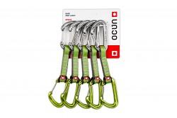 OCÚN Hawk QD Wire PA 16 mm 10 cm 5-pack - zelená