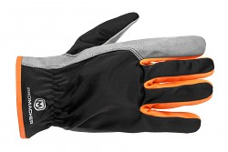 PROMACHER Carpos Gloves - grey-orange - vel. XXL/11