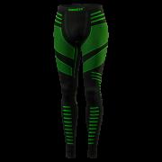 KLIMATEX Mardum - černá/zelená