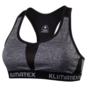 KLIMATEX Ilmi - šedá/černá