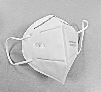 Ochranný respirátor s filtrem KN95 (FFP2)
