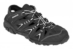 BENNON Oregon Black Sandal