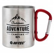 HI-TEC Kap 300 ml - silver/red