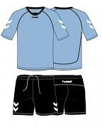 HUMMEL Team Spirit 06-167 - argentina modrá