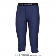PROGRESS Caprice 3Q - tm. modrý melír - vel. S