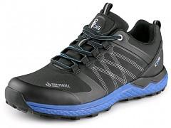 CXS Sport - černá/modrá - vel. 36
