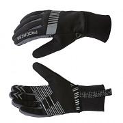 PROGRESS Snowsport Gloves - černá/šedá