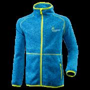 KLIMATEX Sem - modrá/žlutá neon - vel. 110