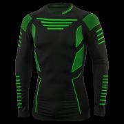 KLIMATEX Croul - černá/zelená