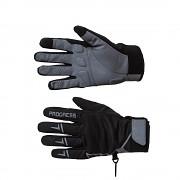 PROGRESS Wintersport Gloves - černá