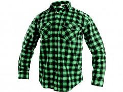 CXS Tom - zelená/černá - vel. 39/40