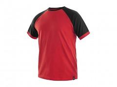 CXS Oliver - červená/černá - vel. S