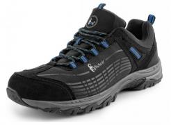 CXS Sport - černá/modrá - vel. 42 (výprodej)