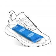 Antibakteriální osvěžovače obuvi SVORTO